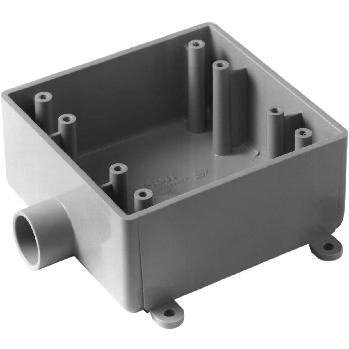 "3/4"" 2FSE OUTLET BOX - E9802ECTN by Thomas & Betts"