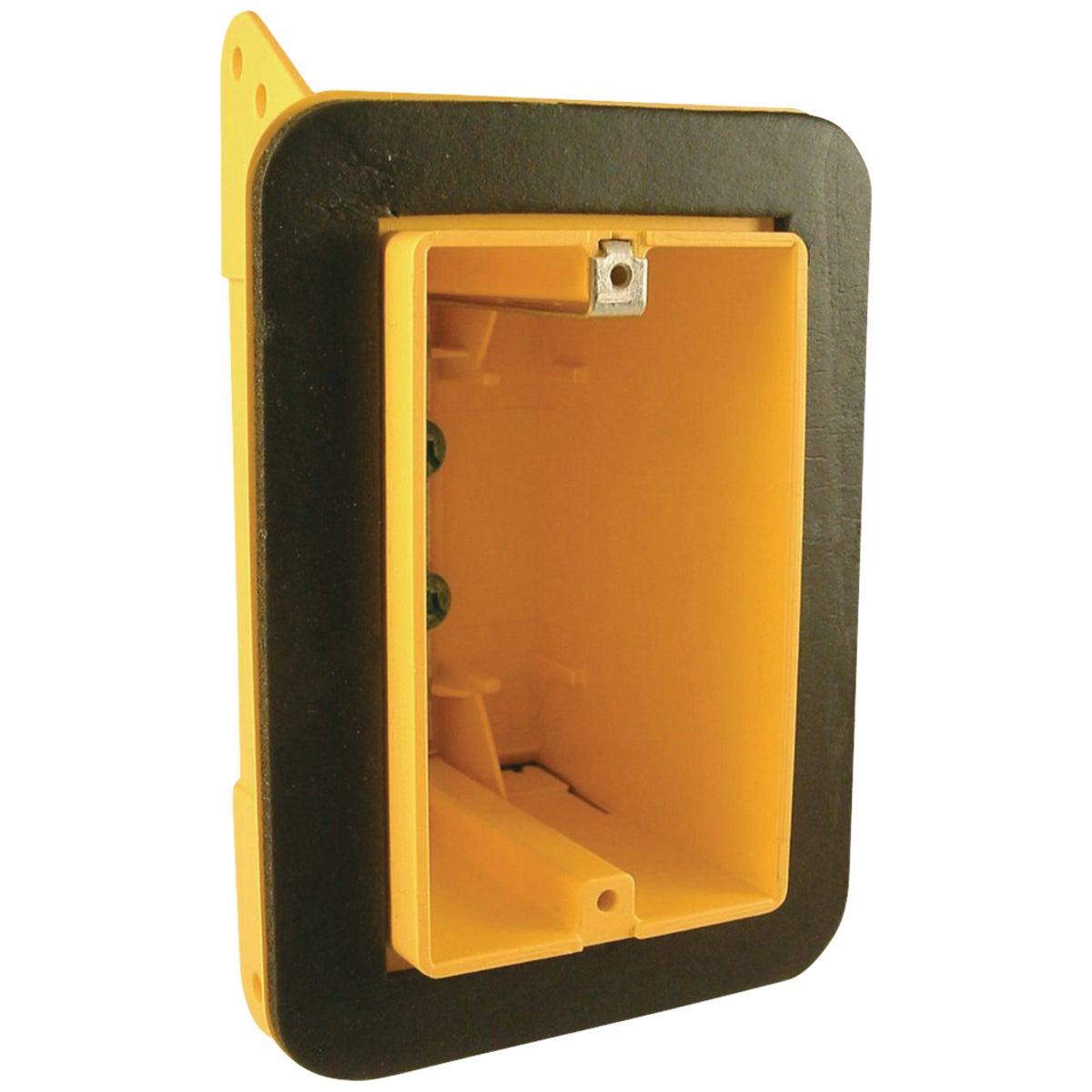 Vapor Barrier Box