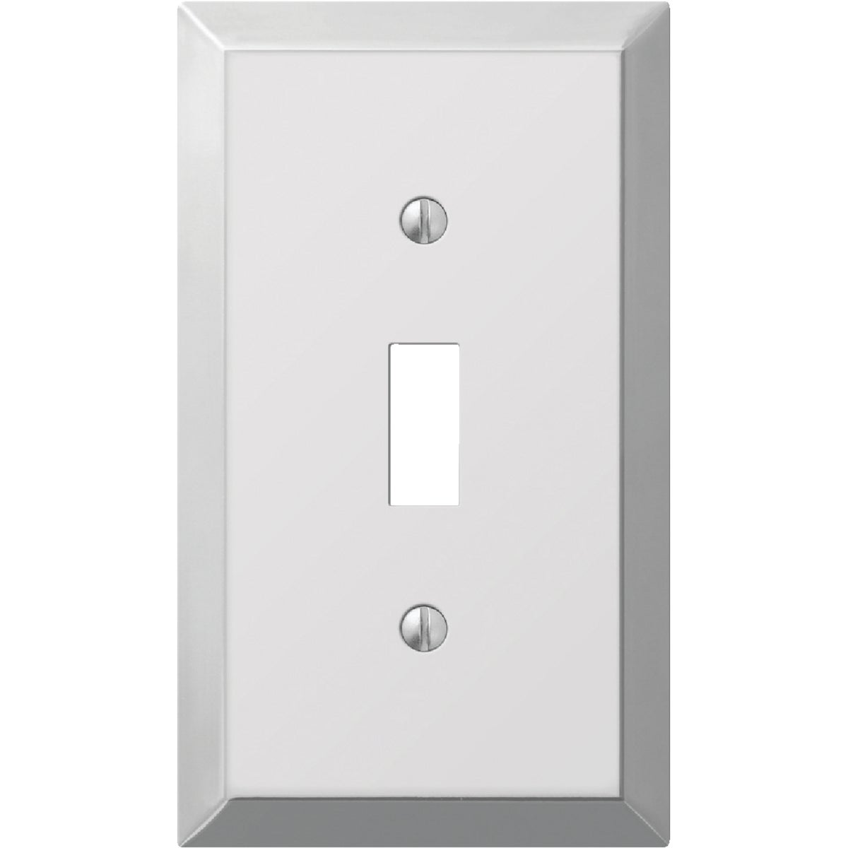 CHR 1-TOGGLE WALL PLATE - 9CS101 by Jackson Deerfield Mf