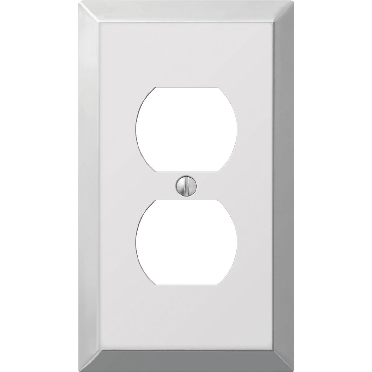 CHR OUTLET WALL PLATE - 9CS108 by Jackson Deerfield Mf