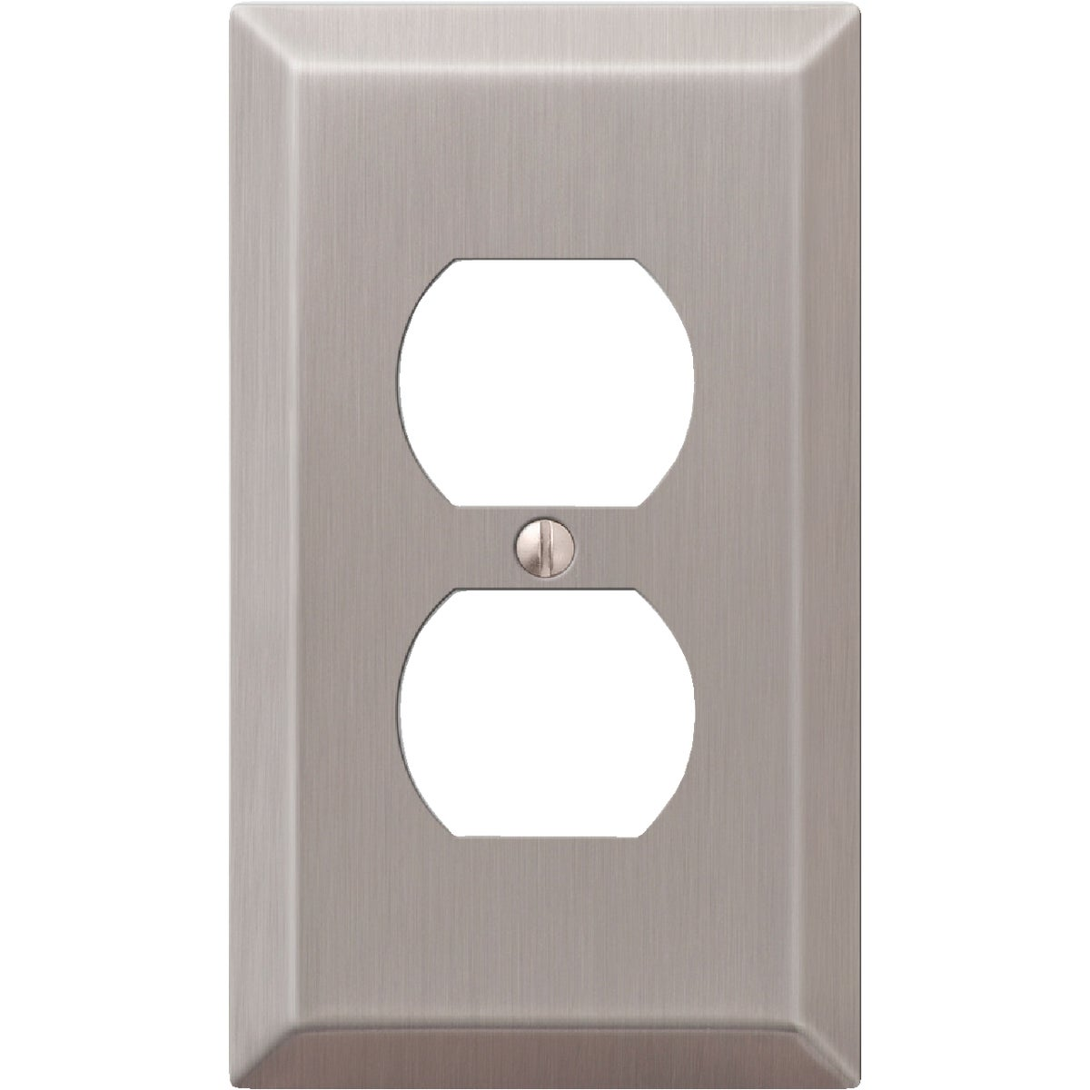 BR NICKEL OUTLET WALLPLT - 9PT108 by Jackson Deerfield Mf