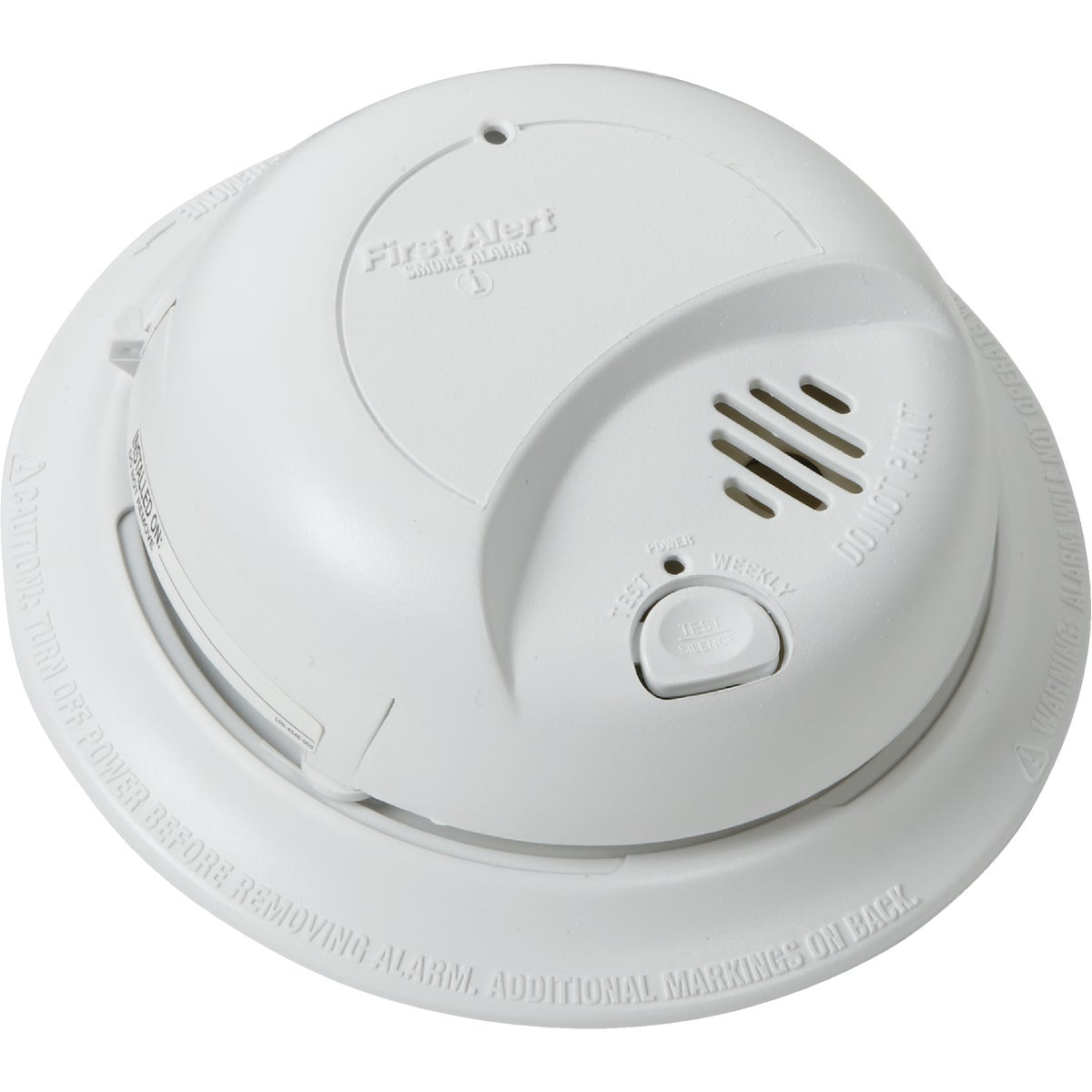 SMOKE ALARM - 9120B by First Alert  Jarden