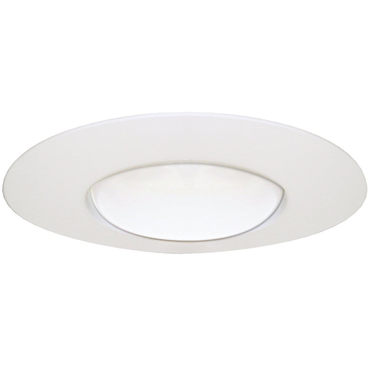 WHT RECESS FIXTURE TRIM - 300P by Cooper Lighting