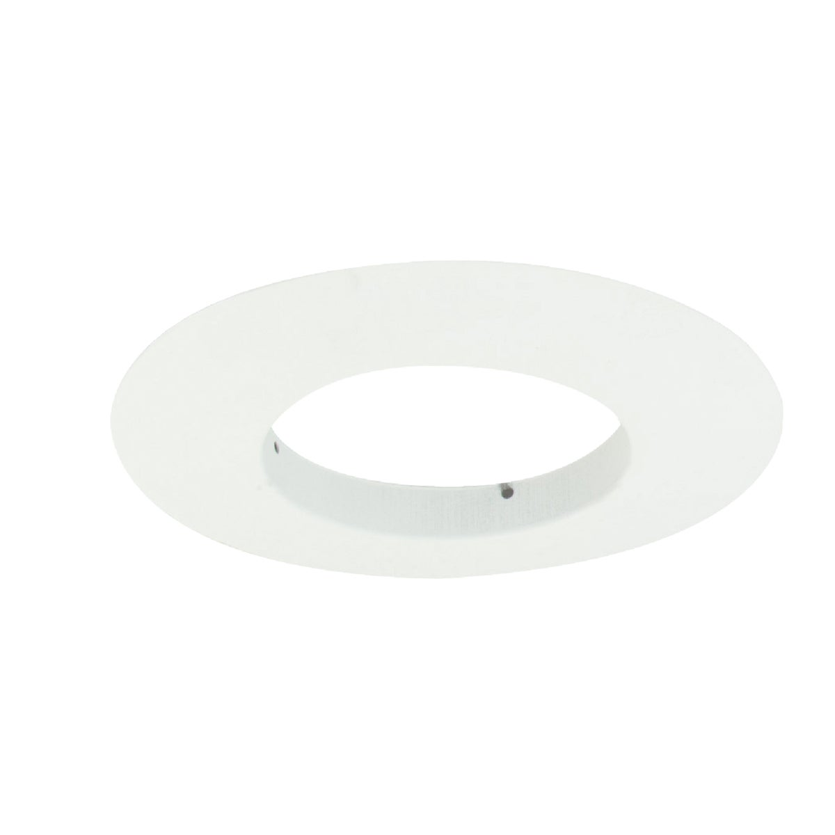 WHT RECESS FIXTURE TRIM - 301P by Cooper Lighting