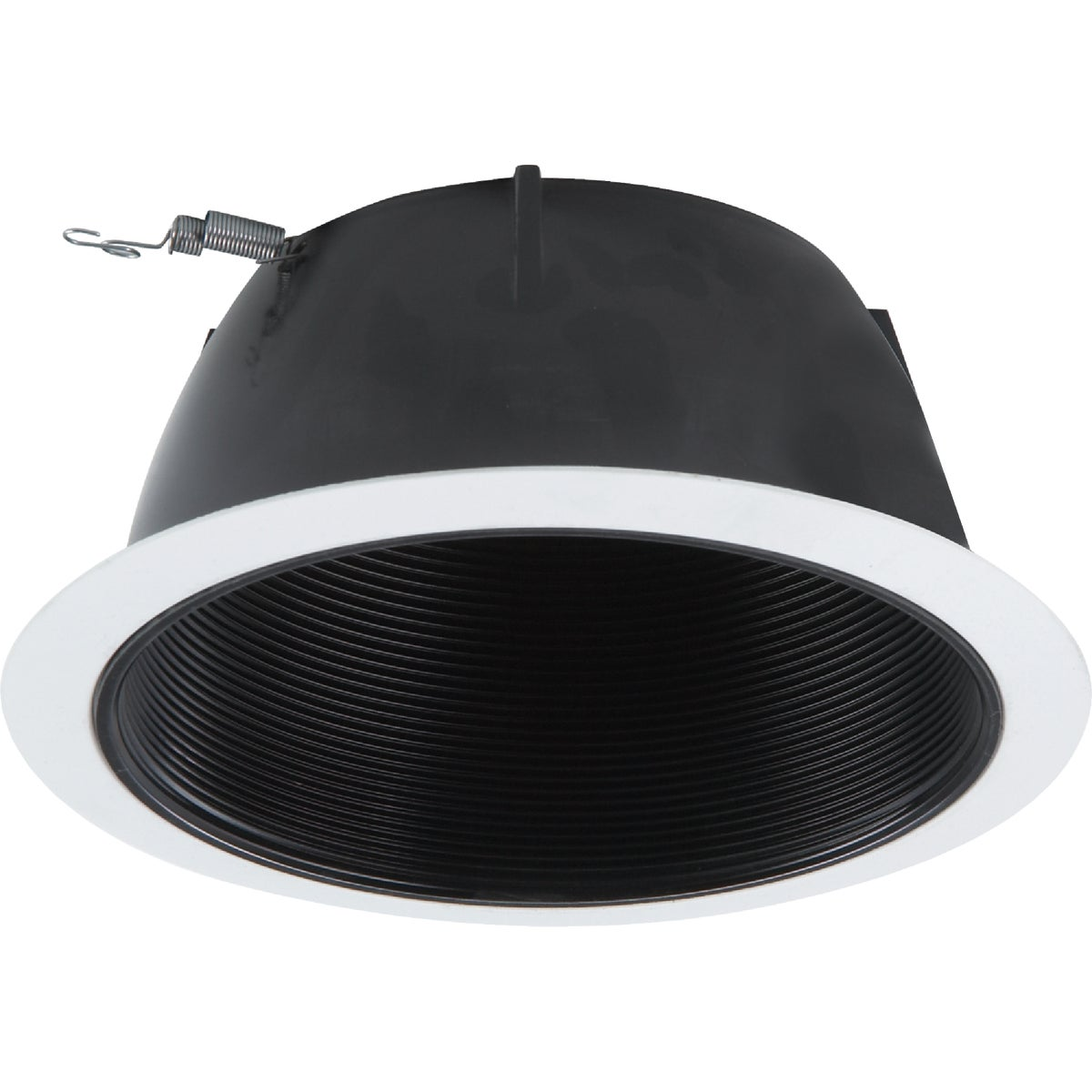 BLK/WHT RECESS FIXT TRIM - 310P by Cooper Lighting