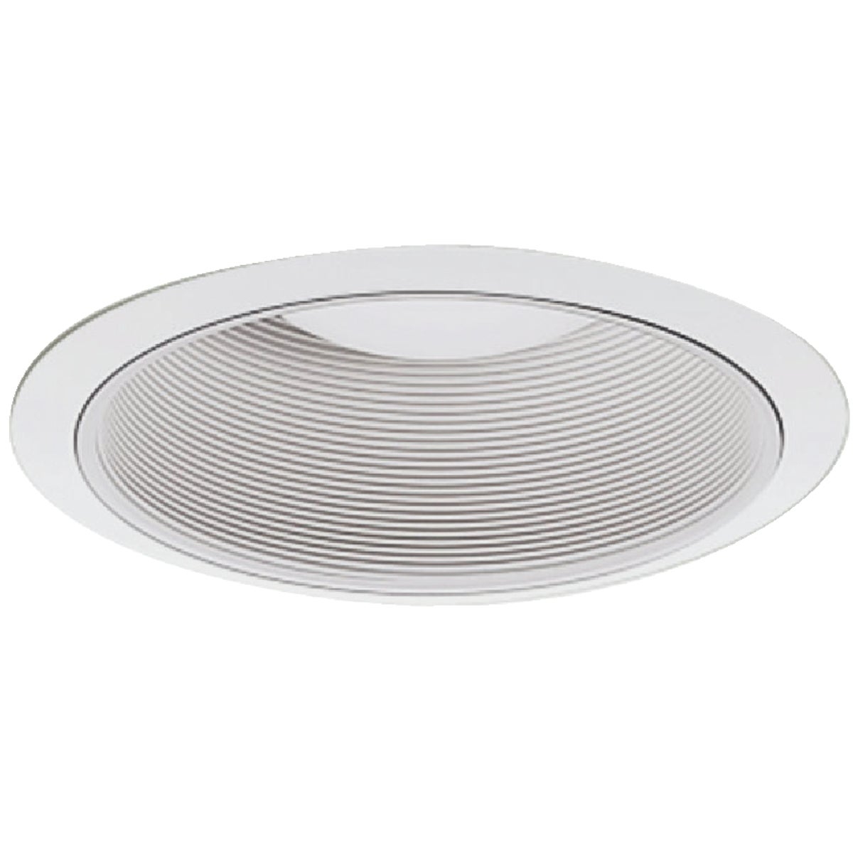 WHT/WHT RECESS FIXT TRIM - 310W by Cooper Lighting