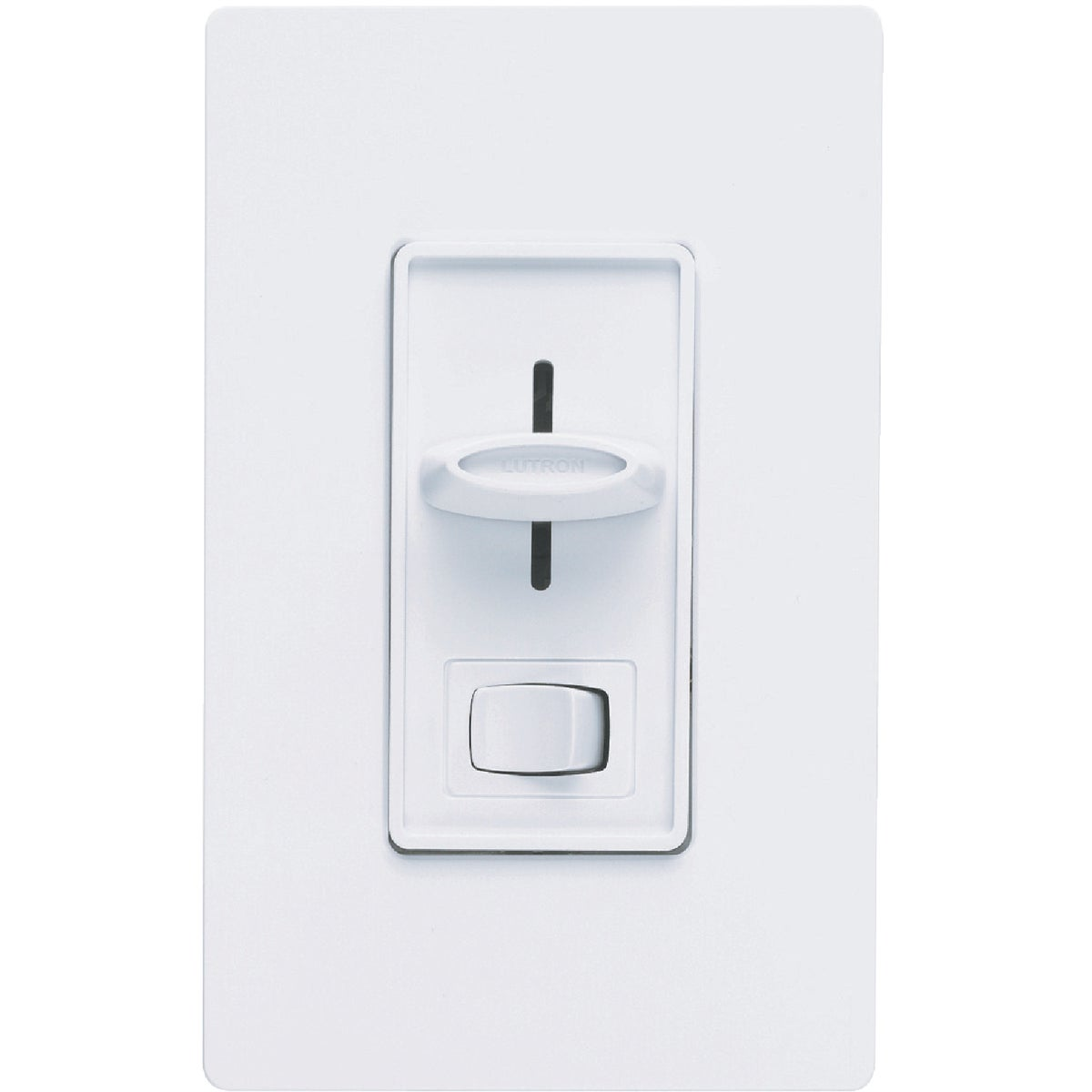 WHT SLIDE DIMMER - S-600PH-WH by Lutron Elect Co Inc