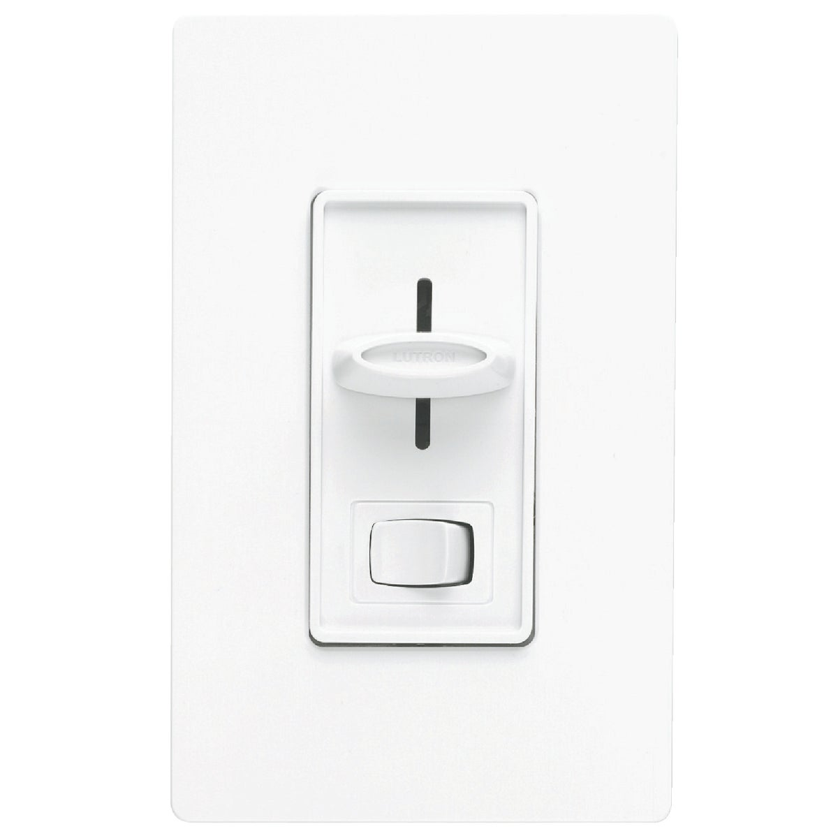 WHT 3-WAY SLIDE DIMMER - S-603PH-WH by Lutron Elect Co Inc