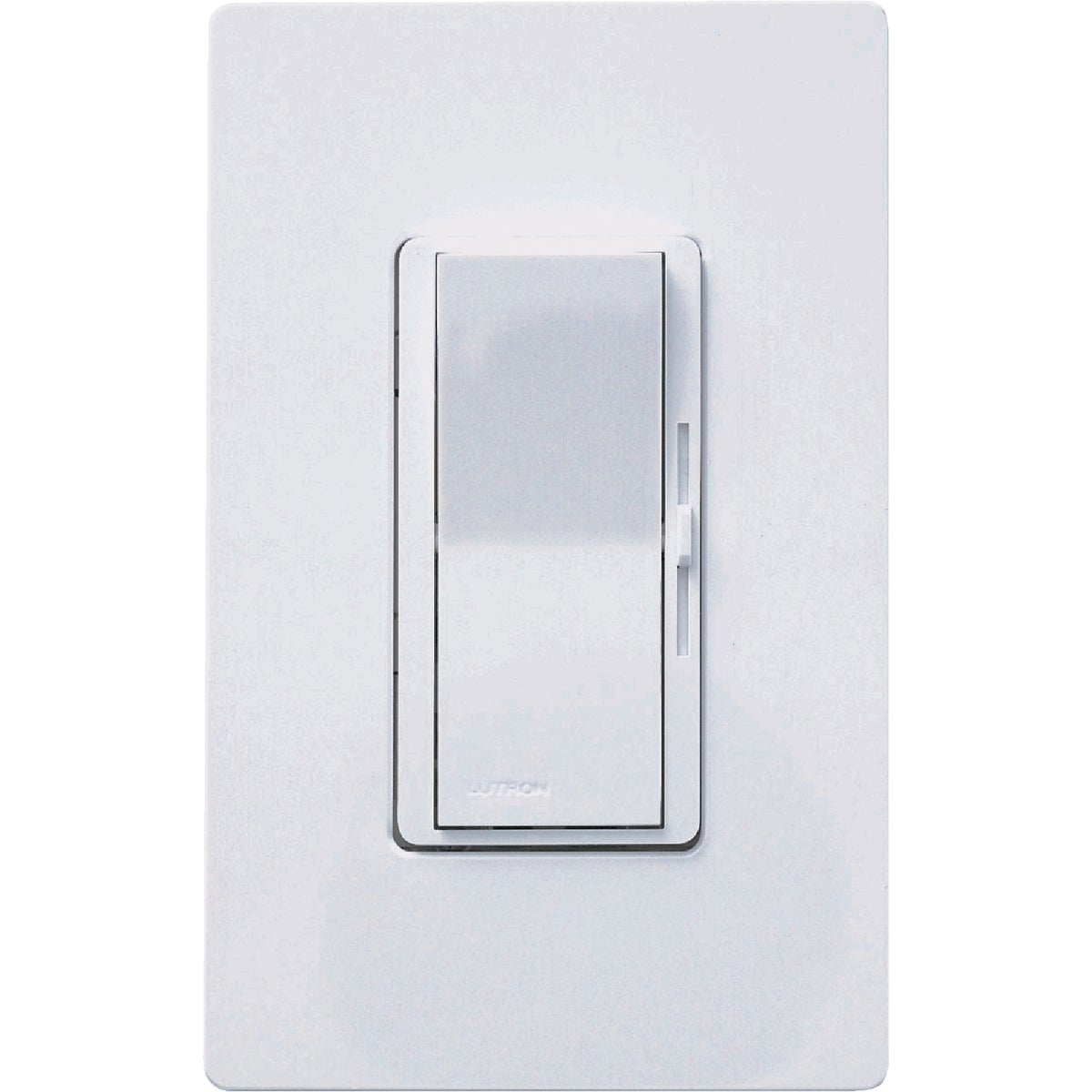 WHT SP SLIDE DIMMER - DVW-600PH-WH by Lutron Elect Co Inc