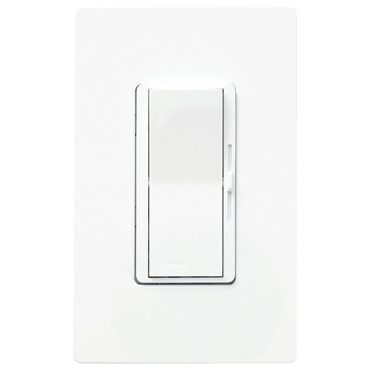 WH 3WAY SLIDE DIMMER - DVW-603PH-WH by Lutron Elect Co Inc
