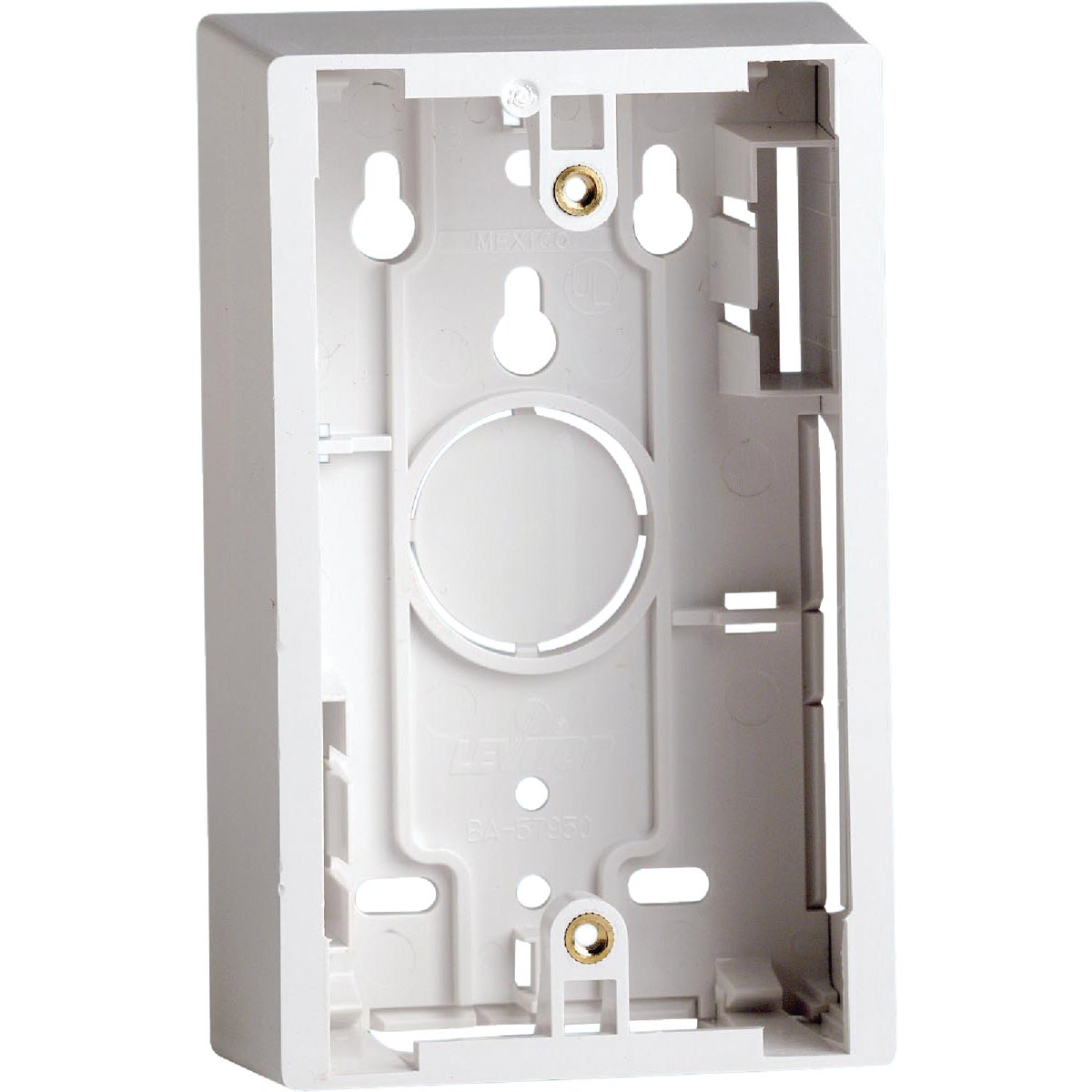 WIRING BOX - R14-42777-W by Leviton Mfg Co