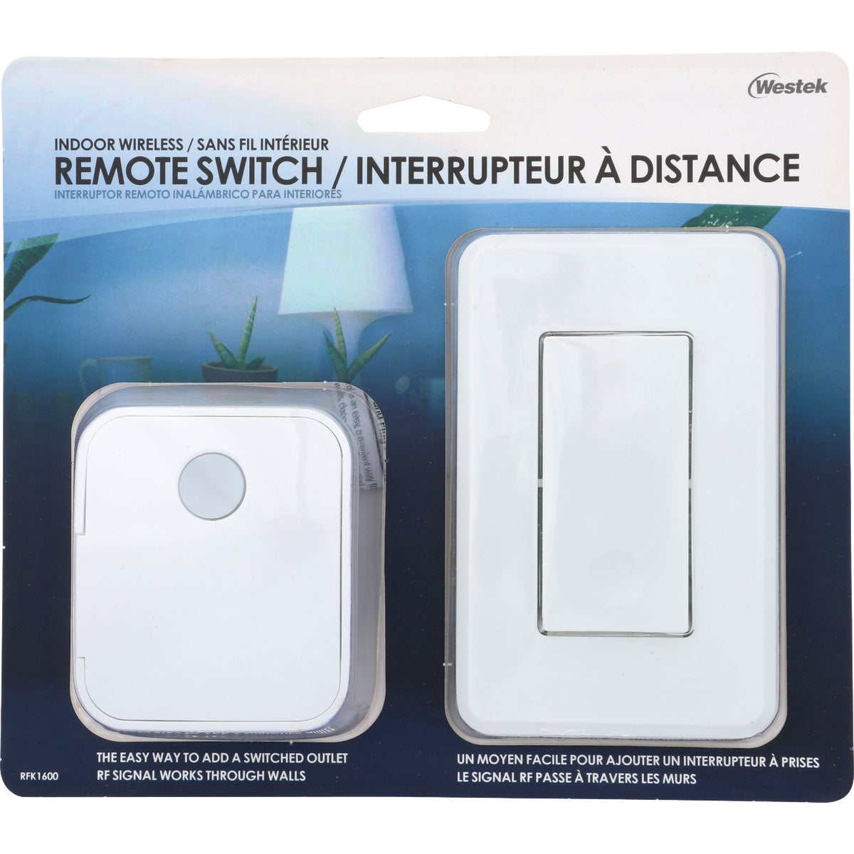 WIRELESS SWITCH - RFK100LC by Amertac   Westek
