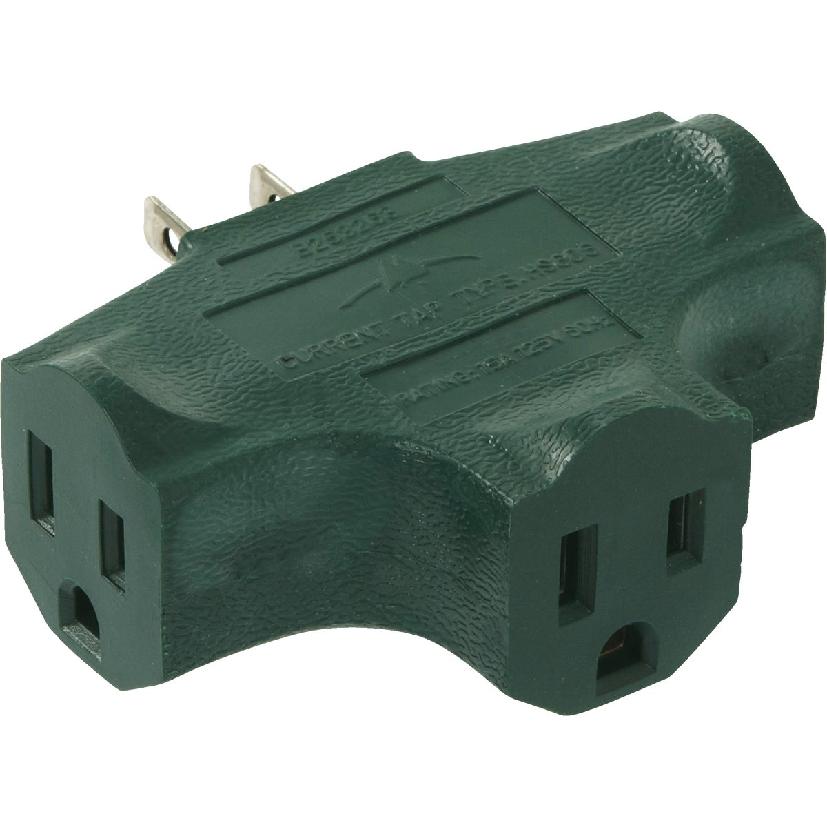 CARDED GREEN CUBE TAP - ADAPTER-GR by Do it Best