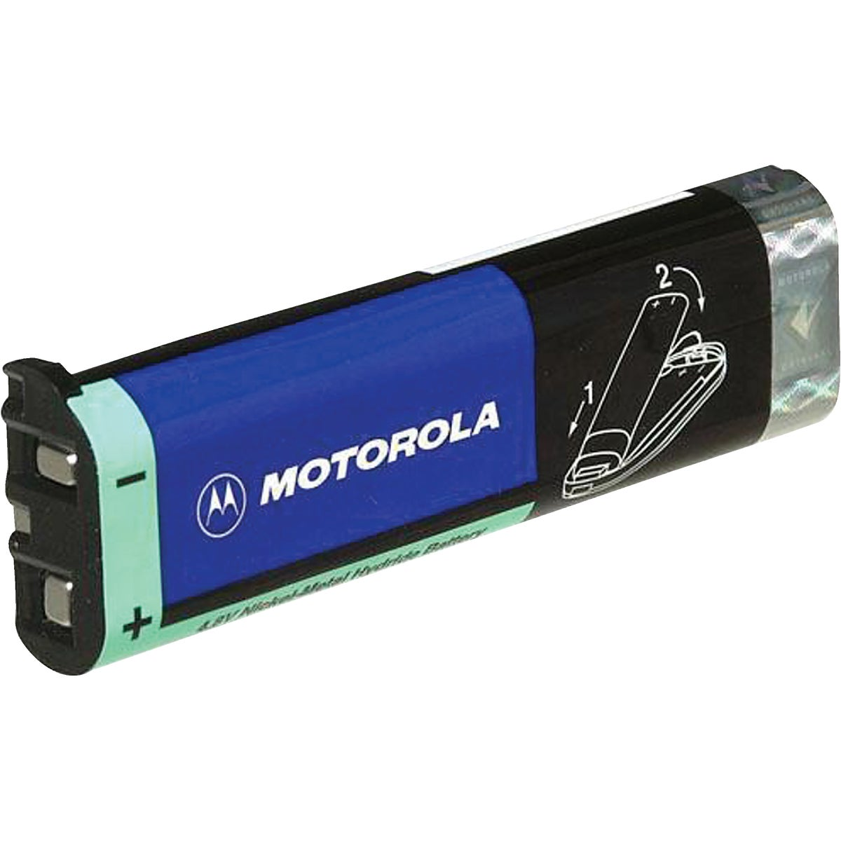 NIMH BATTERY - NNTN4190A by Motorola  Acs Inc