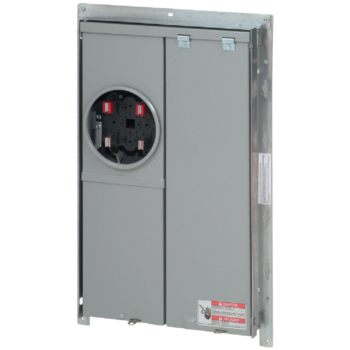 100A METER BREAKER PANEL - MBE1224B100BTF by Eaton Corporation