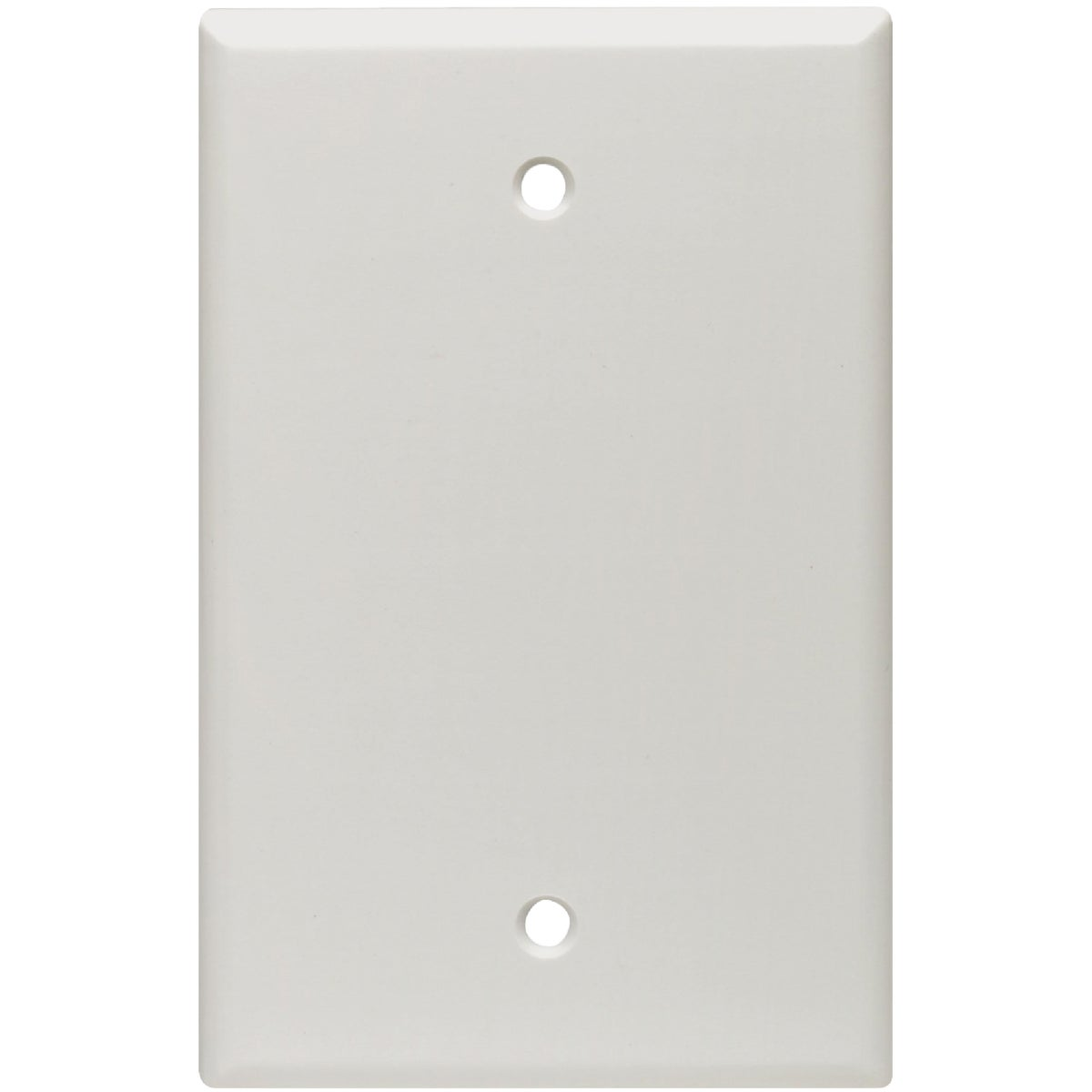 WHT BLANK WALL PLATE - 80514W by Leviton Mfg Co