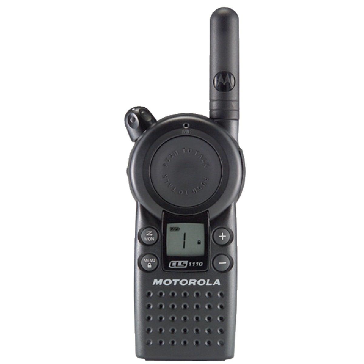 2-WAY UHF RADIO
