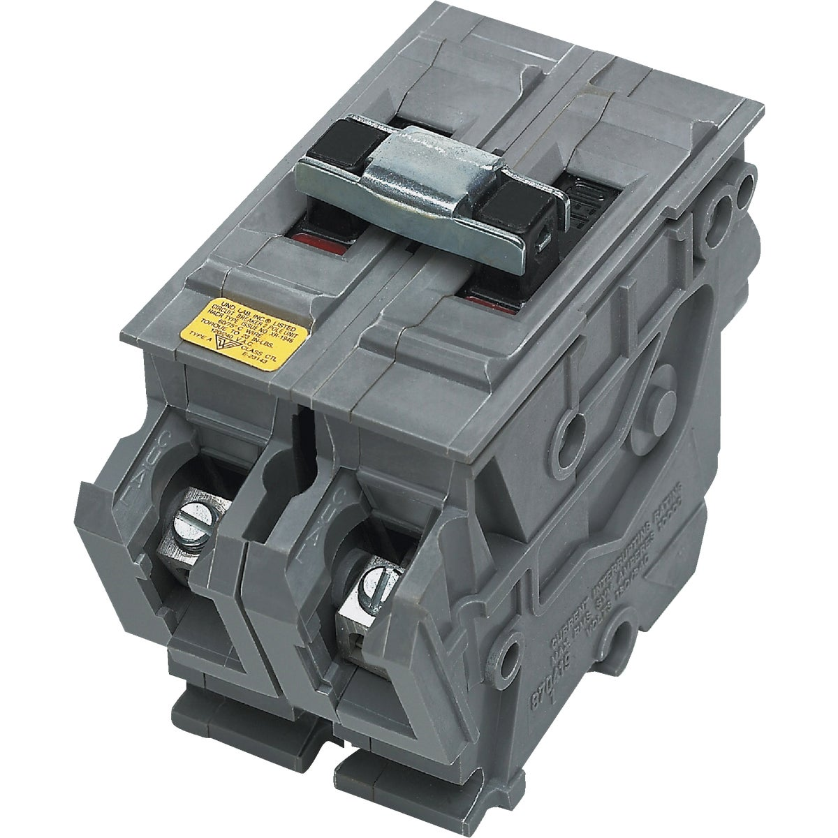 20A 2P CIRCUIT BREAKER - WA220 by Connecticut Electric