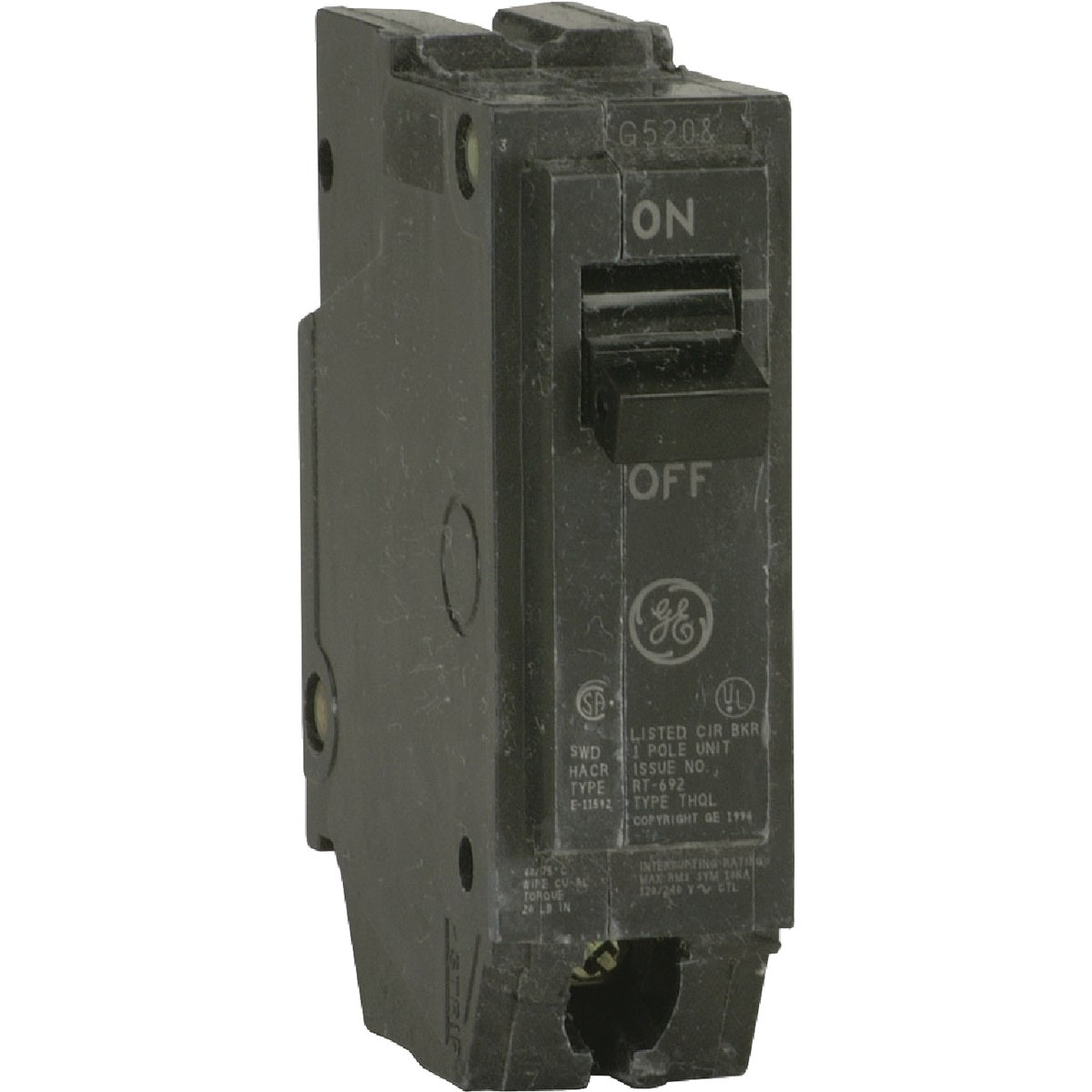 40A SP CIRCUIT BREAKER - THQL1140 by G E Industrial
