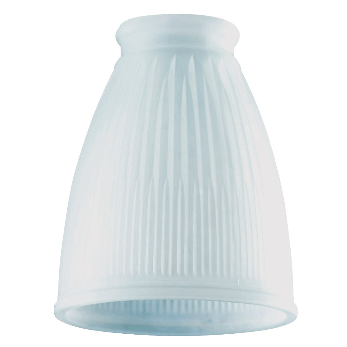FROST PLEAT GLASS SHADE
