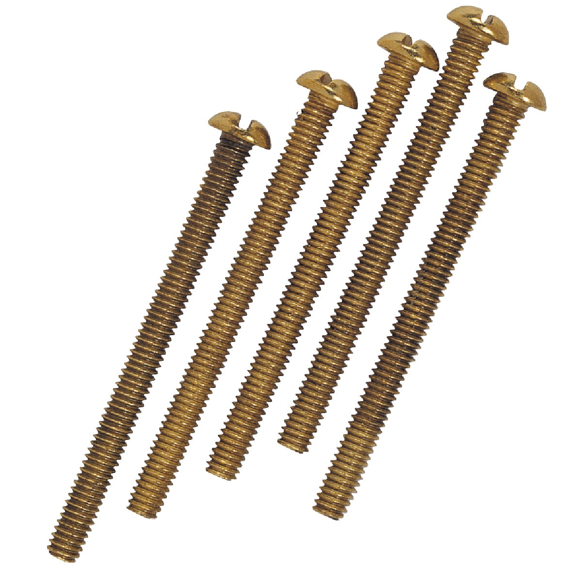 "2"" 8/32 BRASS SCREWS"