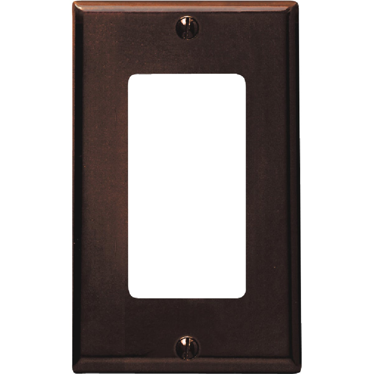 BRN WALL PLATE - 002-80401-00 by Leviton Mfg Co