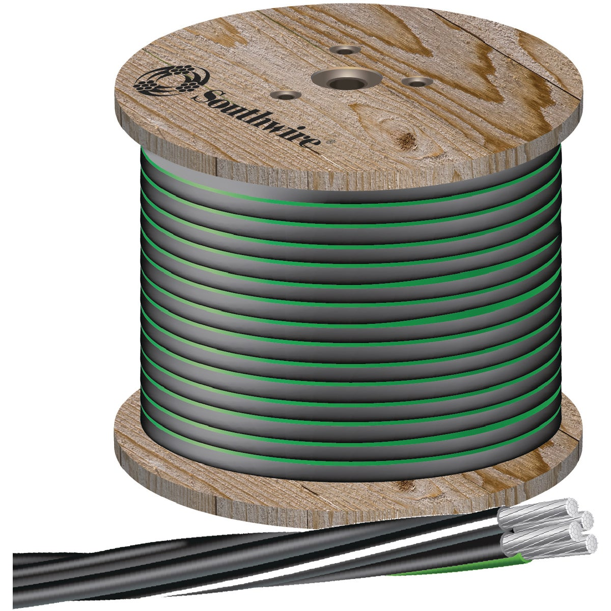 500' 4/0-4/0-2/0-4 MHF - 30161401 by Southwire Company