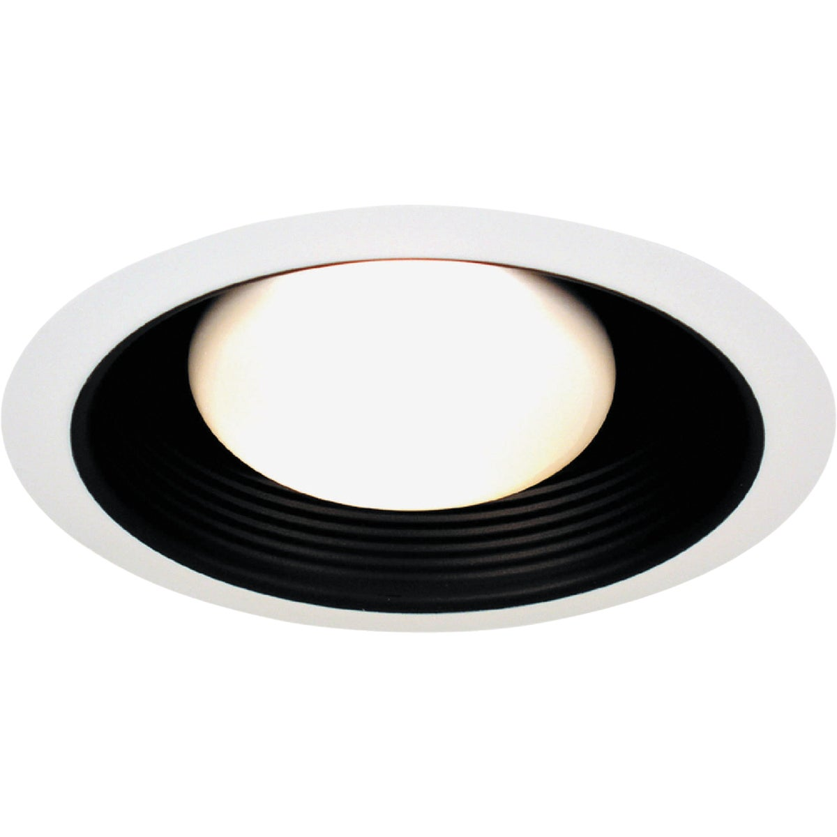 BLK RECESS FIXTURE TRIM - TRB30 by Philips Consumer Lum