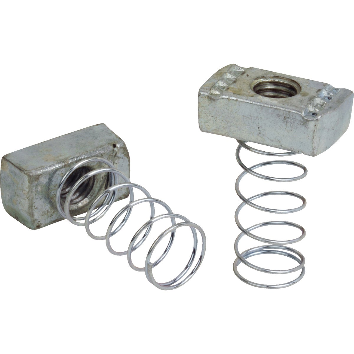 "5PC 1/4"" SPRING NUT - ZA100-1/4EG-10 by Thomas & Betts"