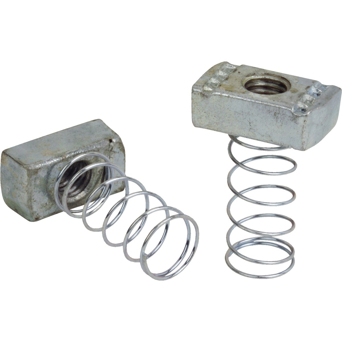 "5PC 3/8"" SPRING NUT - ZA100-3/8EG-10 by Thomas & Betts"