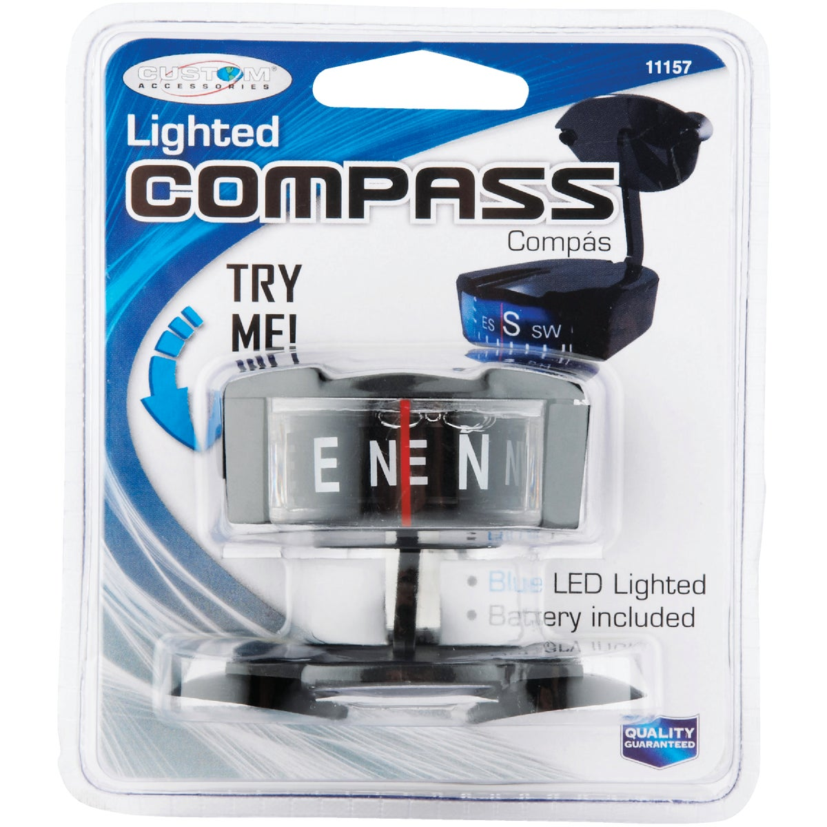 Low Profile Compass