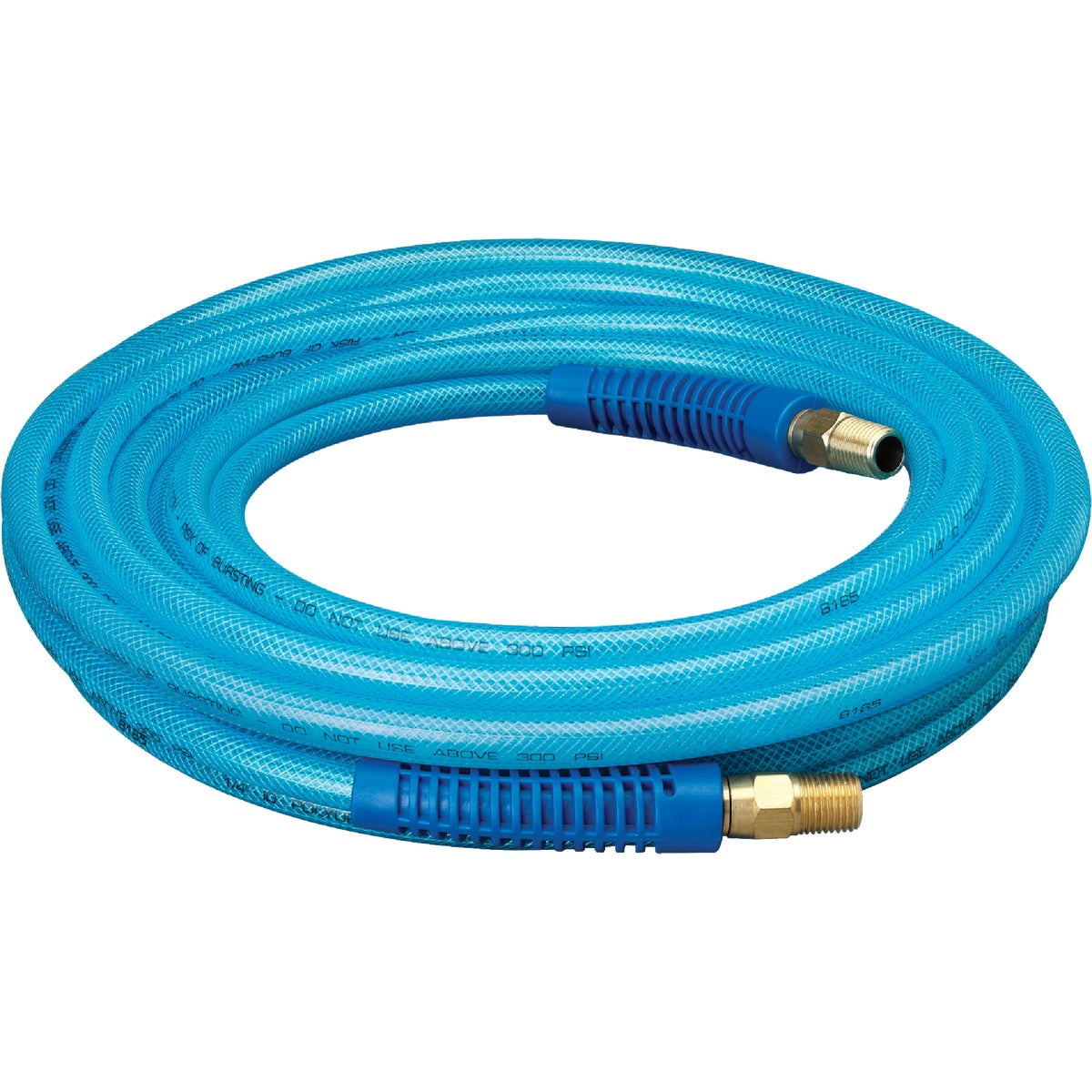 "25' X 1/4"" POLY AIR HOSE - 12-25E by Plews  Lubrimatic"