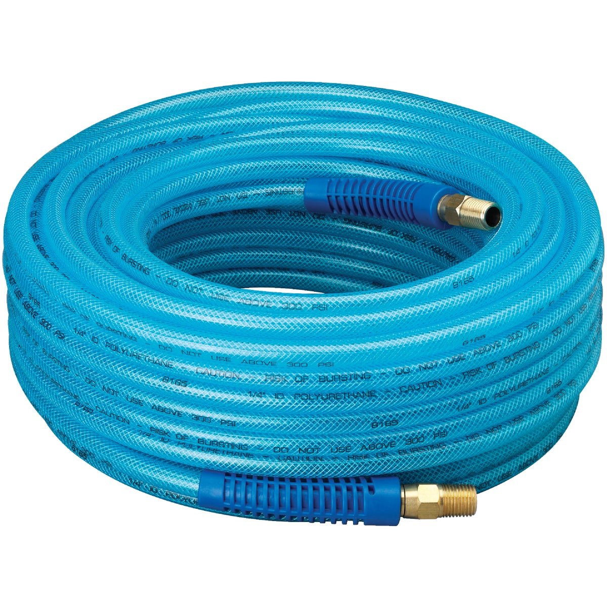 "100'X1/4"" POLY AIR HOSE"
