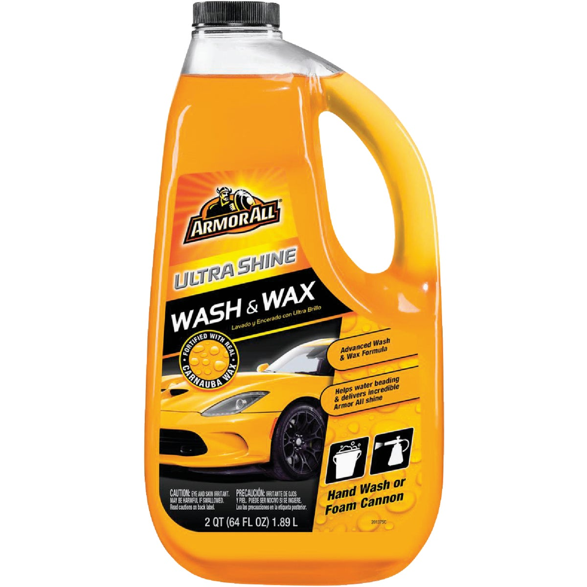 64OZ ARMOR ALL AUTO WASH