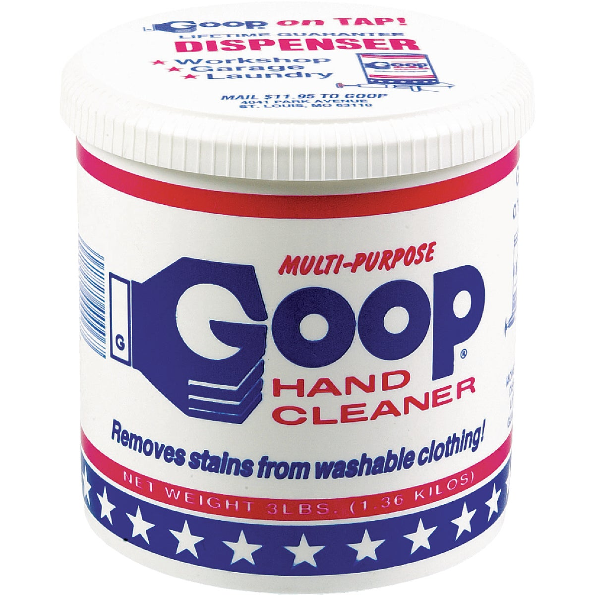 3LB HAND CLEANER