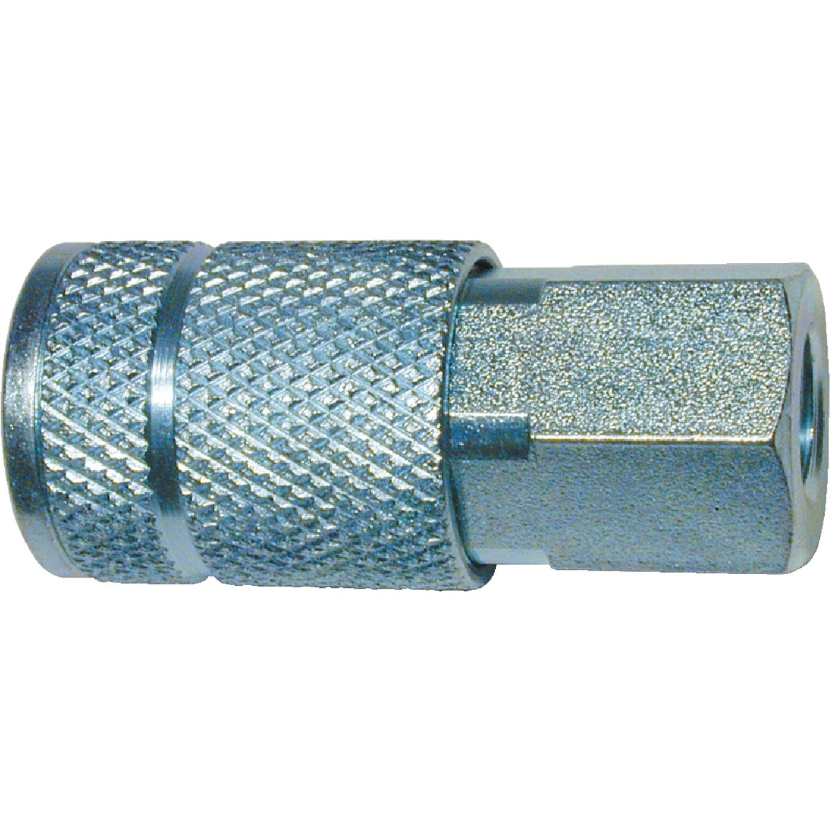 """3/8""""TF 1/4""""FNPT COUPLER - 13-611 by Plews  Lubrimatic"""