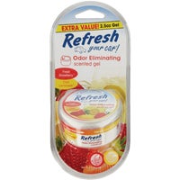 Refresh Your Car Gel Car Air Freshener, 9924