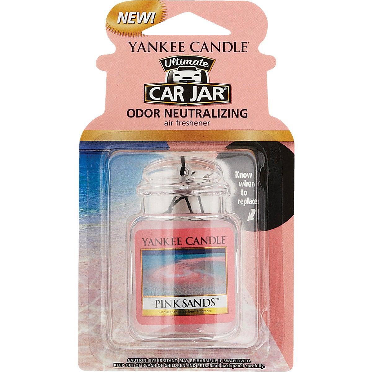 Pink Sands Ultmt Car Jar
