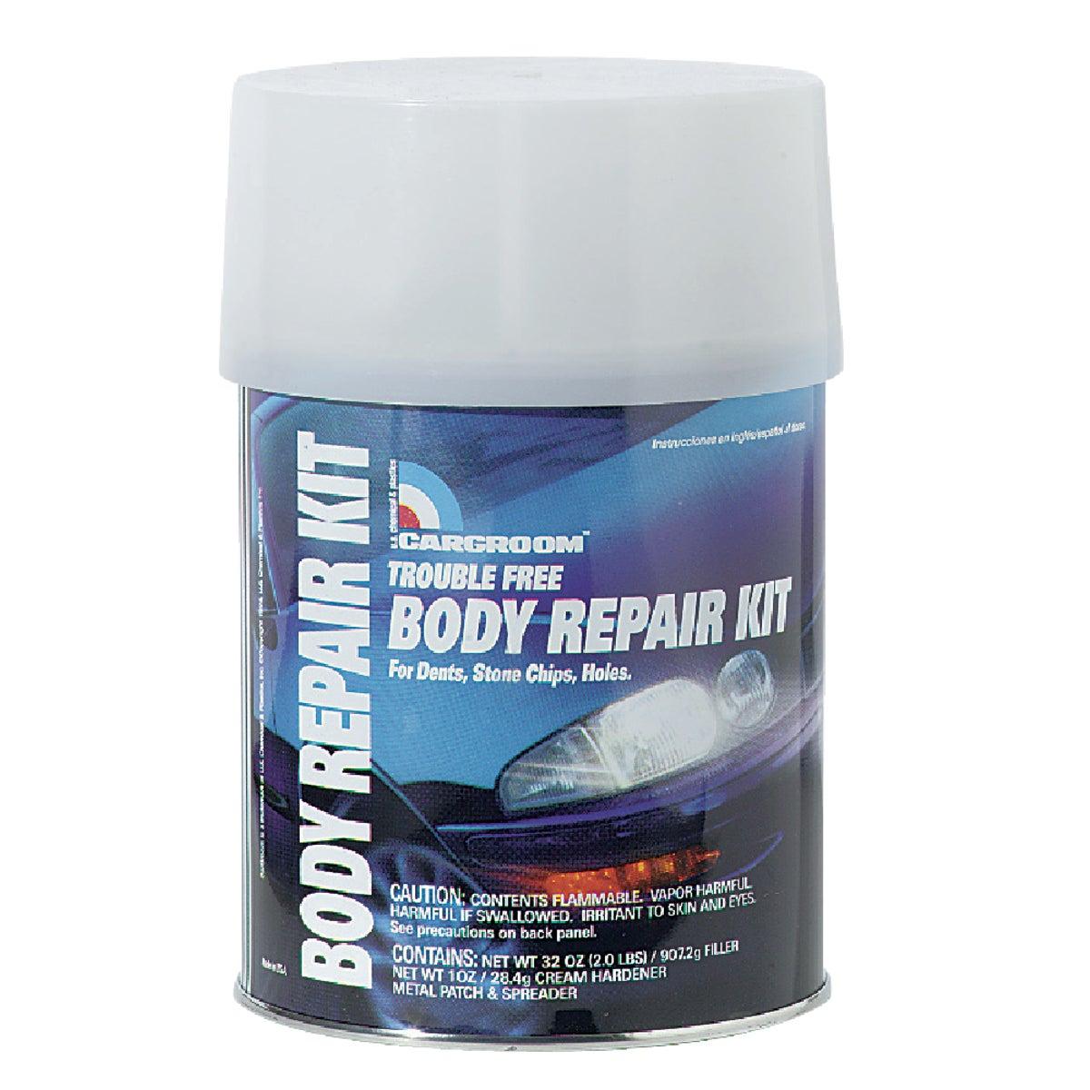 Auto Body Repair Kit, Quart