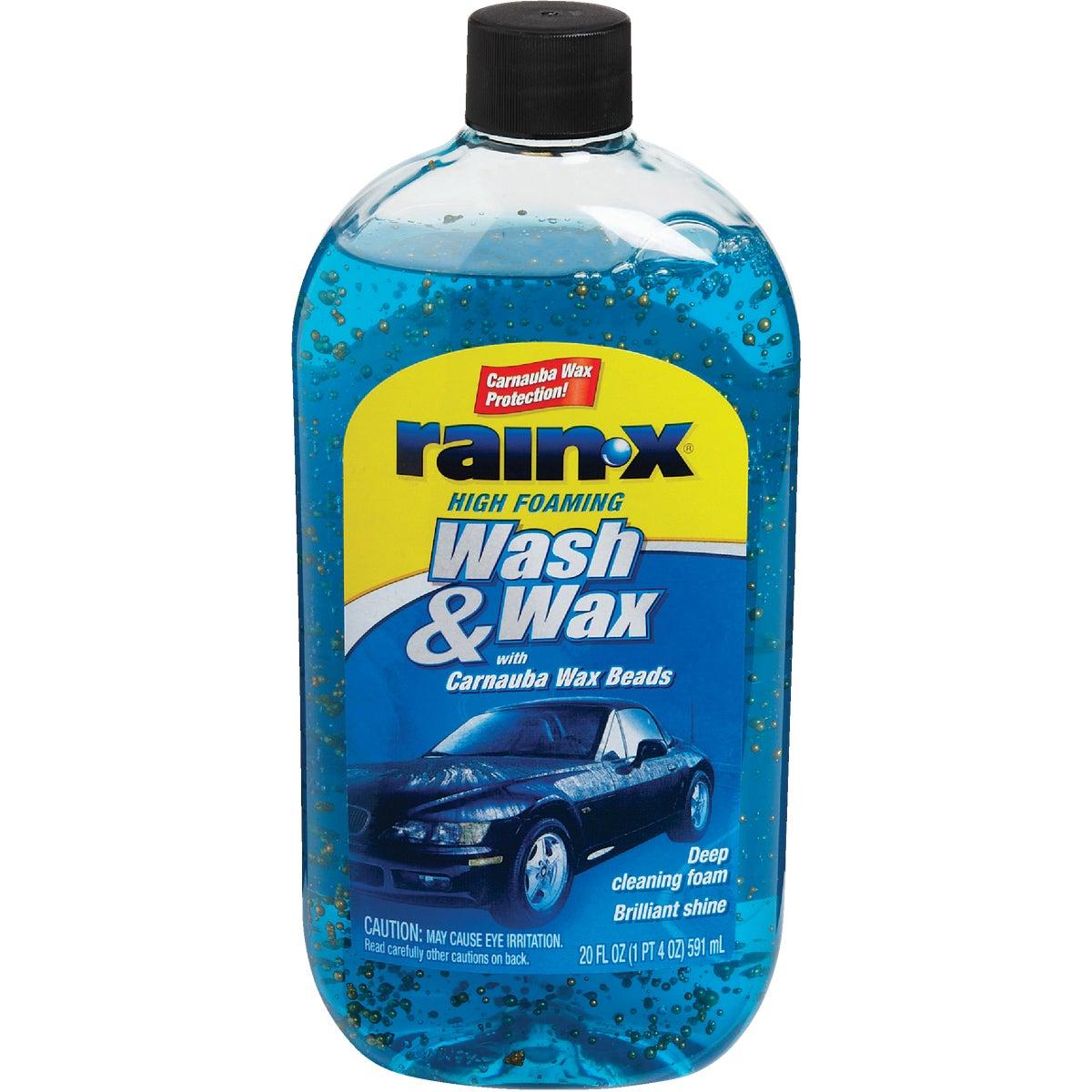 20OZ WASH & WAX CAR WASH