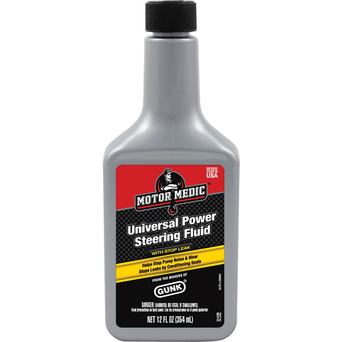 12OZ PWR STEERING FLUID