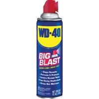 WD-40 Big Blast Multi-Purpose Lubricant (California Compliant), 490095