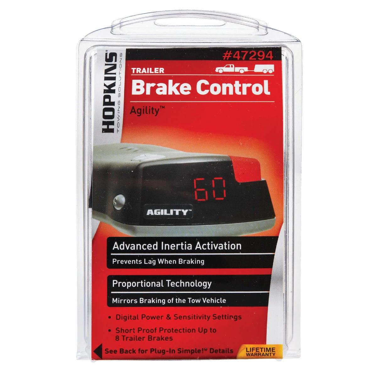 DIGITAL BRAKE CONTROL - 47294 by Hopkins Mfg Corp