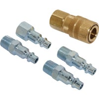 5 Piece M-Style Coupler & Plug Kit, S-211