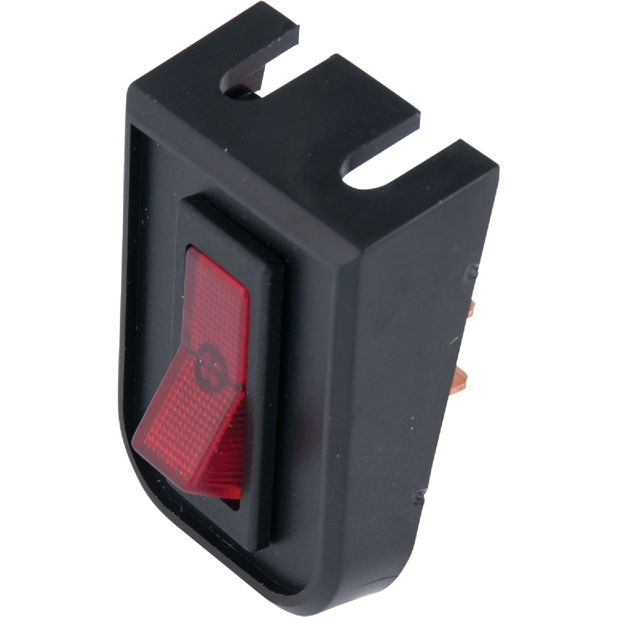 RED ROCKER SWITCH - 41310 by G B Electrical Inc