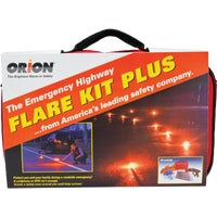 19Pc Emergency Flare Kit