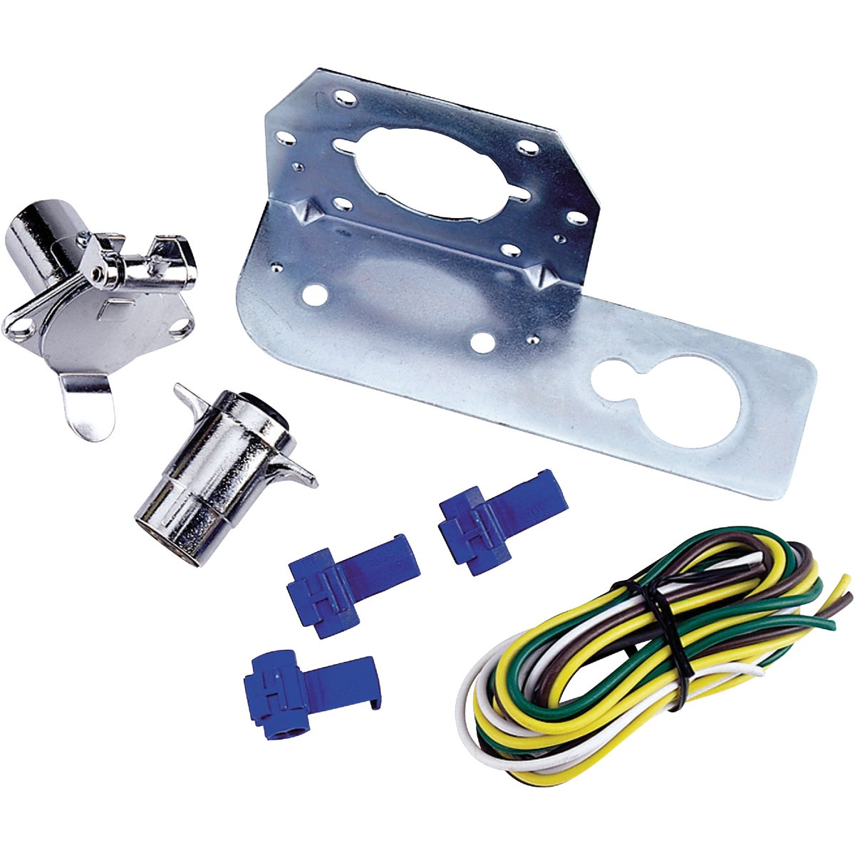 4-POLE CONNECTOR KIT - 48285 by Hopkins Mfg Corp