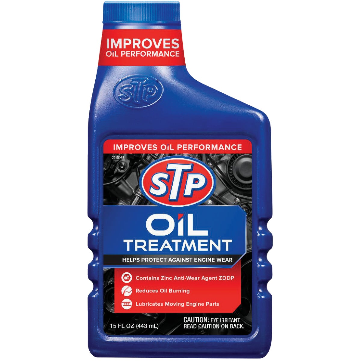 15OZ STP OIL TREATMENT - 66079 by Armored Autogroup