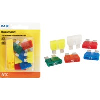 Bussmann 6/BLADE FUSE ASSORTMENT AT-7
