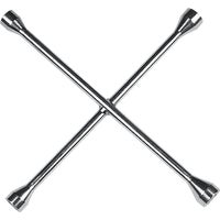 Custom Accessories 4-Way Lug Wrench, 84441